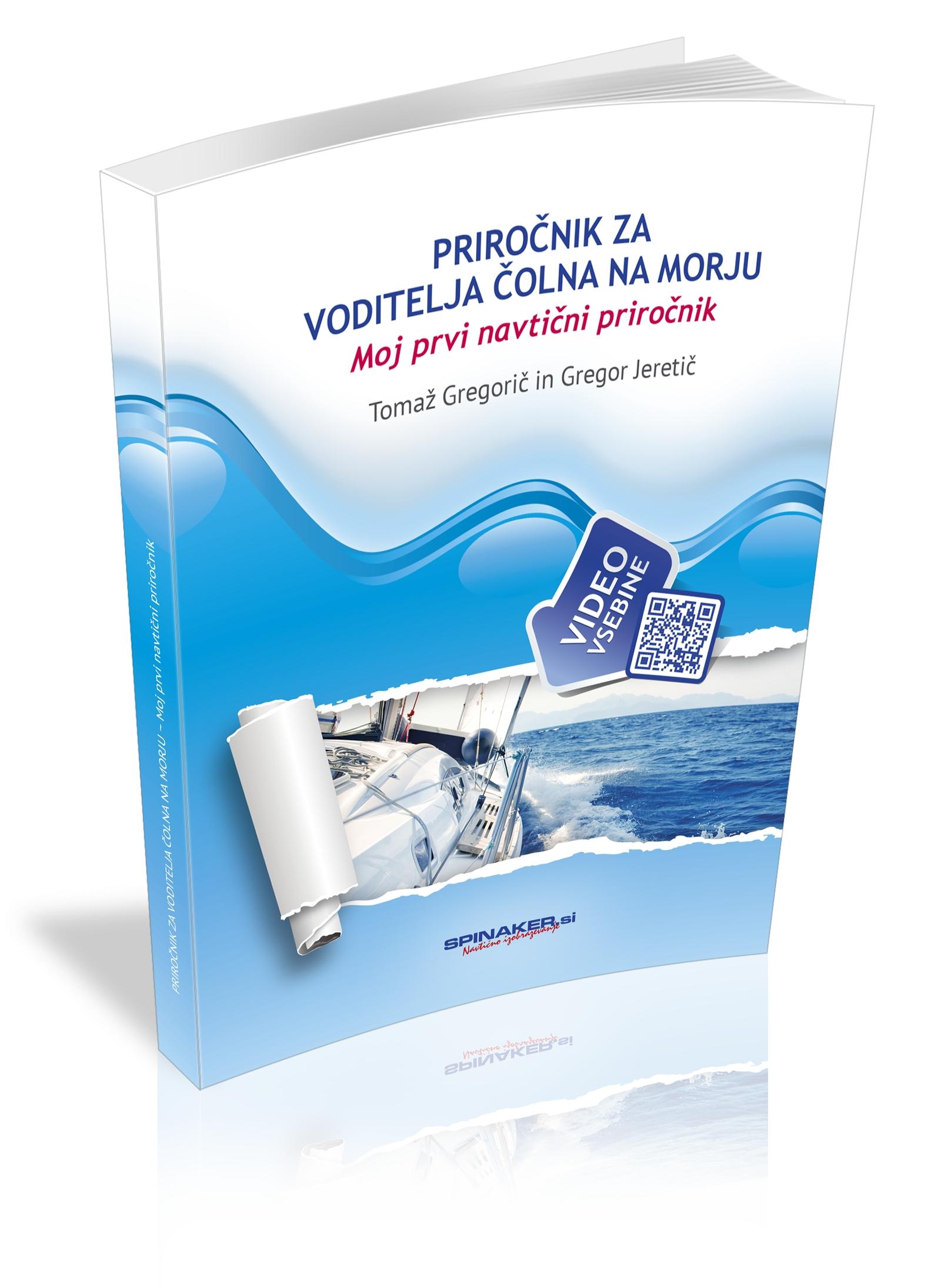 Priročnik za voditelja čolna na morju