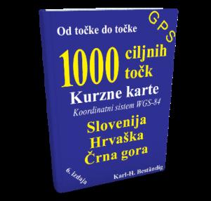 1000 ciljnih točk