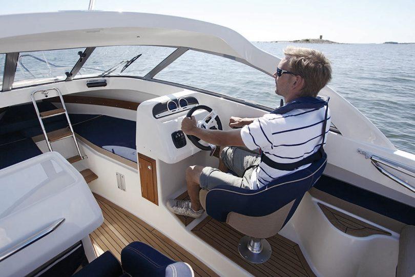 Individualni tečaj plovbe z motornim čolnom