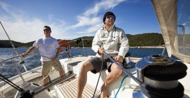Tečaj in izpit za čoln
