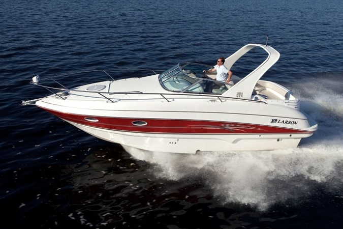 Tečaj plovbe z motornim čolnom