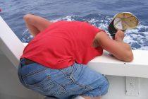 morska bolezen in bruhanje