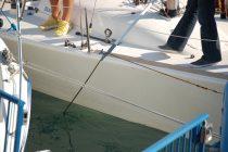 uporaba mornarskega kavlja