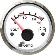 Voltmeter prikazovalnik