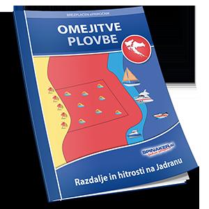 Omejitve Plovbe - Razdalje in hitrosti