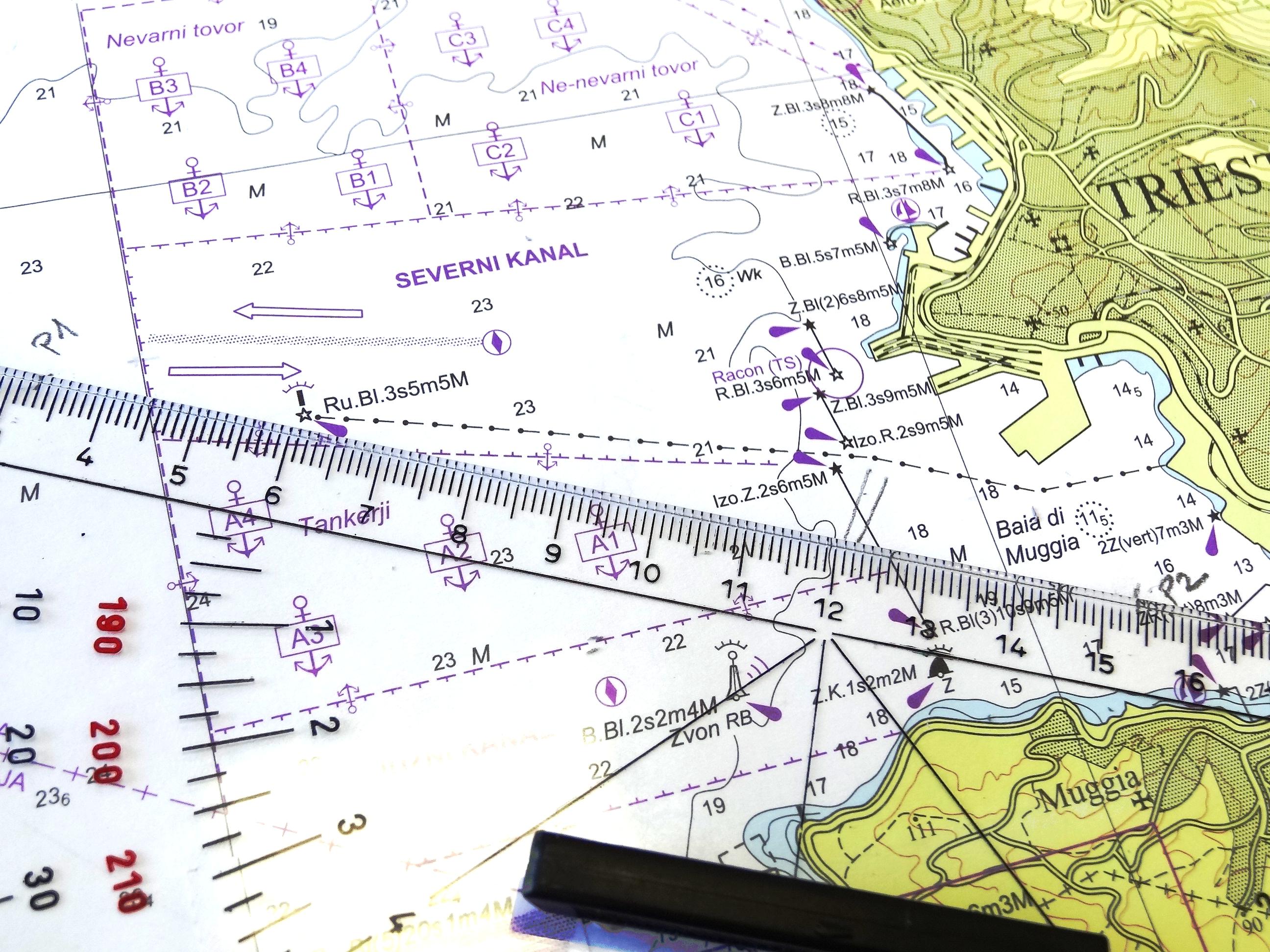 Direktni kurz proti Miljskemu zalivu