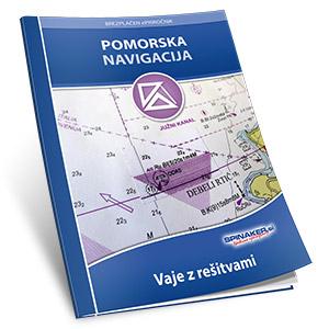Pomorska navigacija - vaje z rešitvami