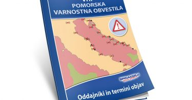 VHF pomorska varnostna obvestila