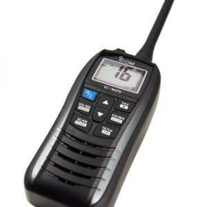 Ročna VHF radijska postaja
