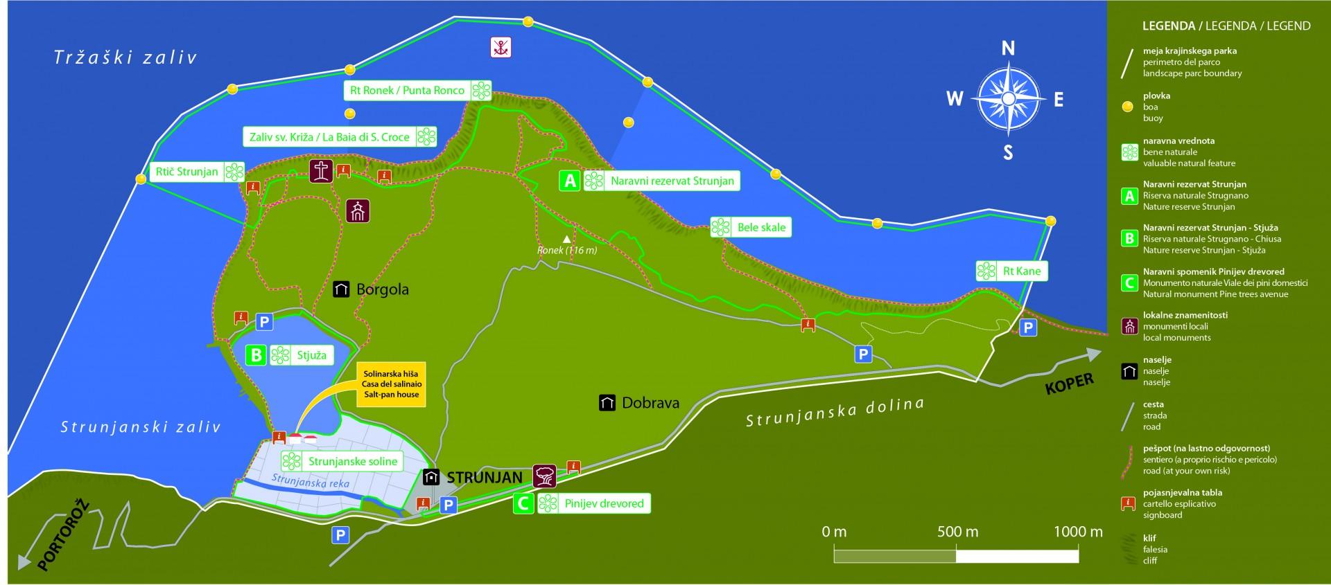 Naravni rezervat Strunjan