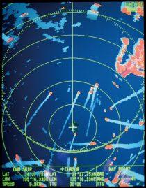 Radarski zaslon