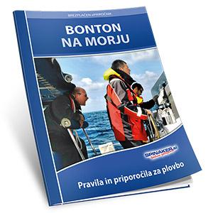 Bonton na morju